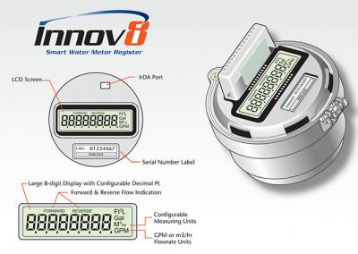 Color Illustration: Innov8 Smart Water Meter
