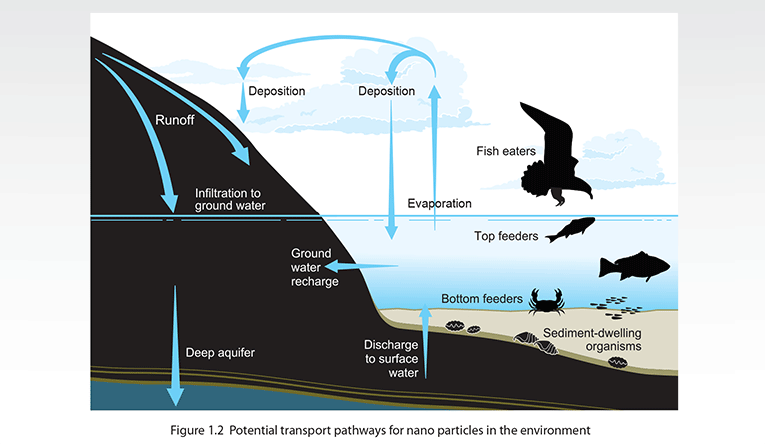 Infographic: Environmental Nano-particle Water Pollution