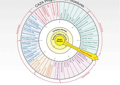 Diagram: Safety Programs & Procedures