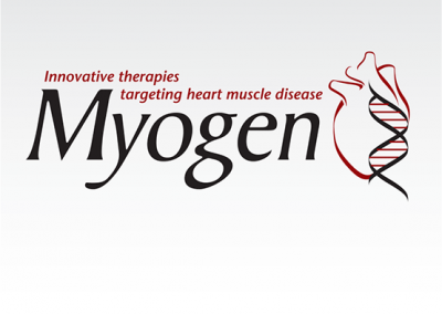 "Logo Design:  ""Myogen Therapeutics"""