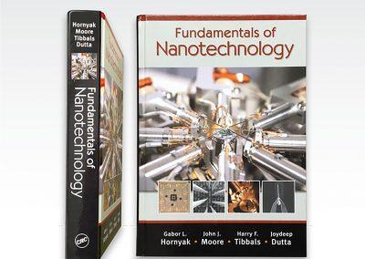 "Art production & cover: ""Fundamentals of Nano"" textbook"