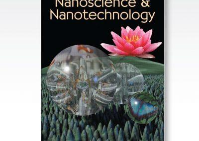 "Textbook Cover: ""Intro. Nanoscience & Nanotechnology"""