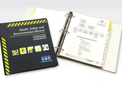 "Technical Manual: ""ARC Health & Safety Manual"""