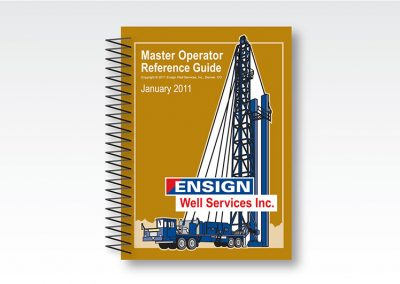 "Technical Manual: ""Well Servicing Guide / Rig Operations"""