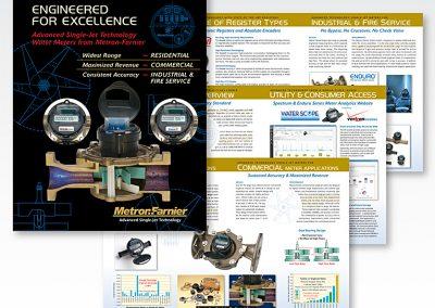 Capabilities brochure / 8-page: Smart Water Meters