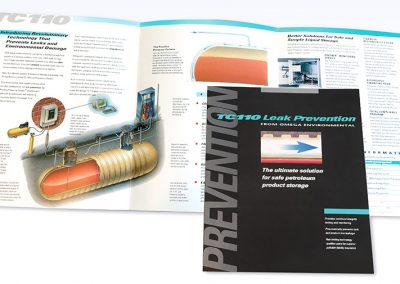 6-page Brochure: Petroleum Storage Protection