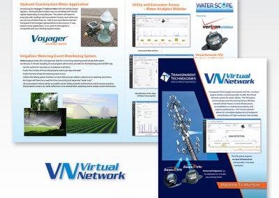 Product brochure: Virtual Network Meters