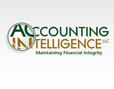 "Logo Design: ""Accounting Intelligence"""