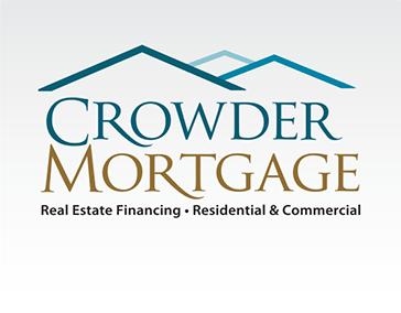"""Logo Design: """"Crowder Mortgage"""""""