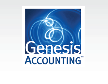 "Logo Design: ""Genesis Accounting"""