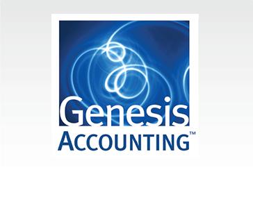 "Logo Design: ""Genesis Accounting"""