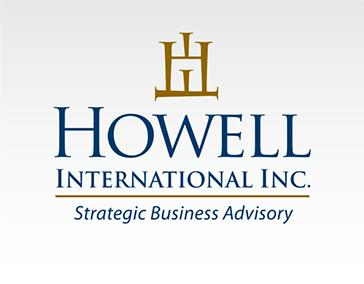 """Logo Design: """"Howell International"""""""
