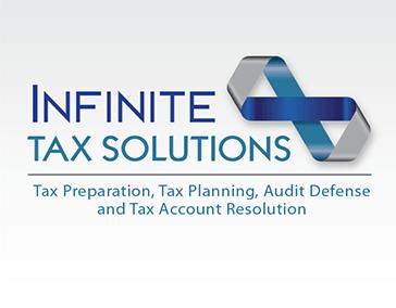 "Logo Design: ""Infinite Tax Solutions"""