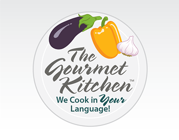"Logo design: ""The Gourmet Kitchen"""