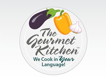 """Logo design: """"The Gourmet Kitchen"""""""