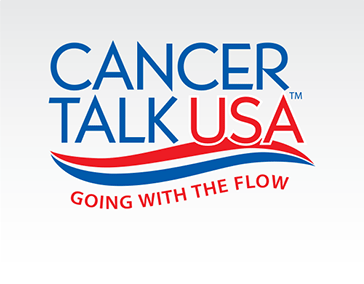"Logo Design: ""Cancer Talk USA"""
