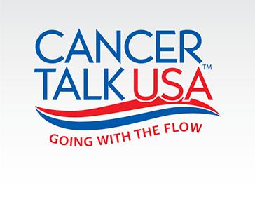 """Logo Design: """"Cancer Talk USA"""""""