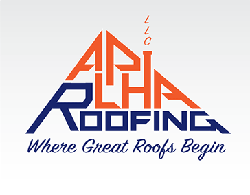 "Logo Design: ""Alpha Roofing LLC"""