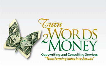 "Logo Design: ""Turn Word 2 Money"""