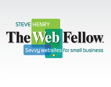 "Logo Design: ""The Web Fellow"""