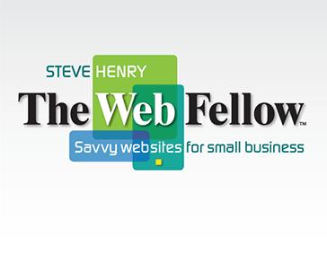 """Logo Design: """"The Web Fellow"""""""
