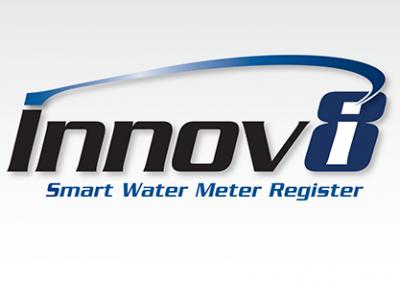 """Logo Design: """"Innov8 Electronic Register"""""""