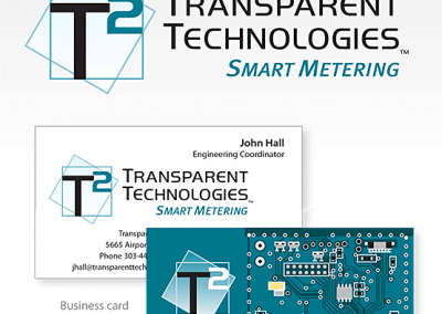 "Logo Design: ""Transparent Technologies"""