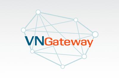 "Logo Design: ""VN-Gateway"" Utility"
