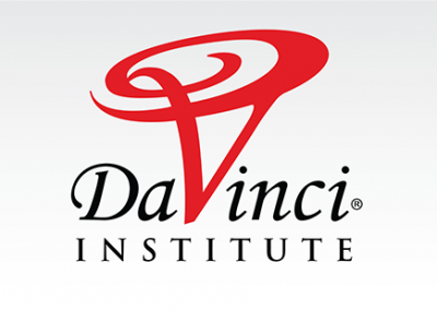 "Logo Design: ""DaVinci Institute"""