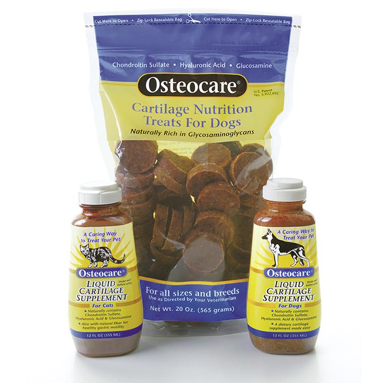 """Packaging / Cartilage: """"Osteocare® Cartilage Supplement"""""""